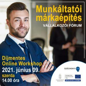 Online vállalkozói fórum