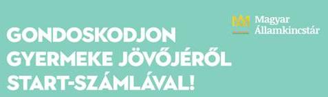 Magyar Államkincstár - Start-számla gyermekek részére