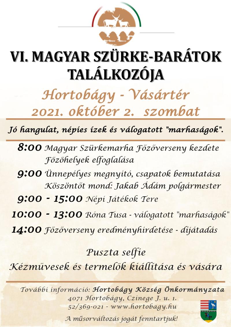 VI. Magyar Szürke-Barátok Találkozója