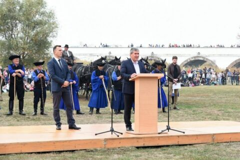 Szent Dömötör-napi Behajtási Ünnep és Darufesztivál 2018